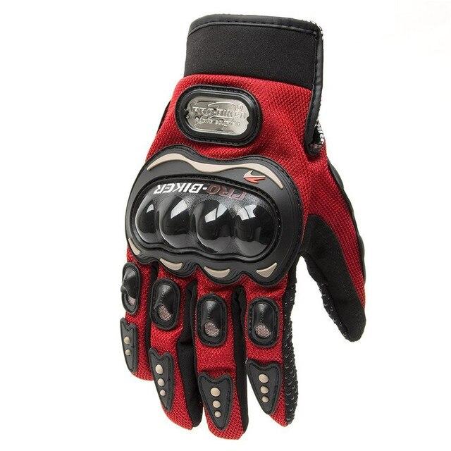 Ergonomic Biker Gloves 6