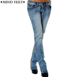MIND FEET Women Plus Size Female Ladies Trousers ac8872f7b8