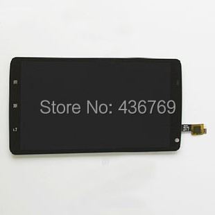 ФОТО LCD Display Touch Screen Digitizer Assembly for Lenovo S930 S939 S938T front Panel Glass Lens black