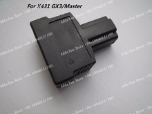 Original for LAUNCH X431 GX3 Maste for Honda  3 Pins OBDII Adaptor for Honda 3 OBD II Connector OBD II Connecter OBD2 Adapter