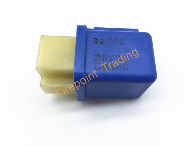 2PCS Blue Electric Relay 25230 C9980 for Nissan Maxima Sentra For