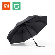 D'origine Xiaomi Marque Pinluo Haute Qualité Ensoleillé et Pluvieux Parapluie En Aluminium Coupe-Vent Imperméable UV Homme Femme D'été D'hiver