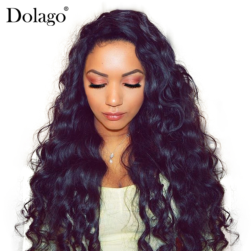 Loose Deep Wave Full Lace Wig