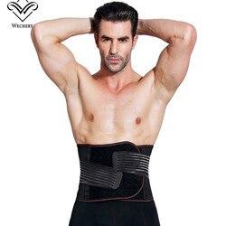 حزام تخسيس البطن مشد ملابس داخلية للرجال محدد شكل الجسم رجل التخسيس صائغي ل رجل مدرب خصر ضغط حزام وسط الذكور