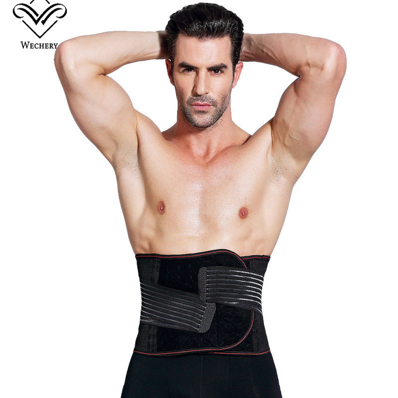 Пояс для похудения Belset Corset Shapewear для мужчин Body Shaper Man Для похудения Shapers for Mens Талия Тренер сжатия Belt Belt Male