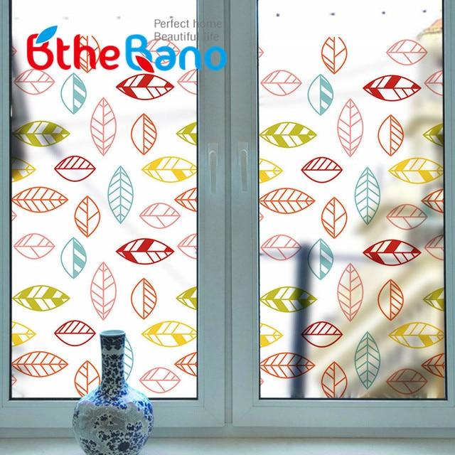 Nieuwe Frosted ondoorzichtige glas film window sticker badkamer ...