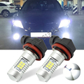 4 PCS H11 H8 Led Bulb High Power Super Bright led Car Fog lamp White/Yellow car light source Free Shipping