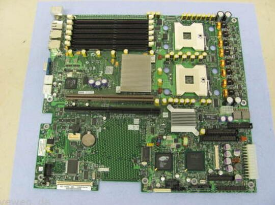 SE7520JR2 for LGA771 Motherboard well tested with three months warranty