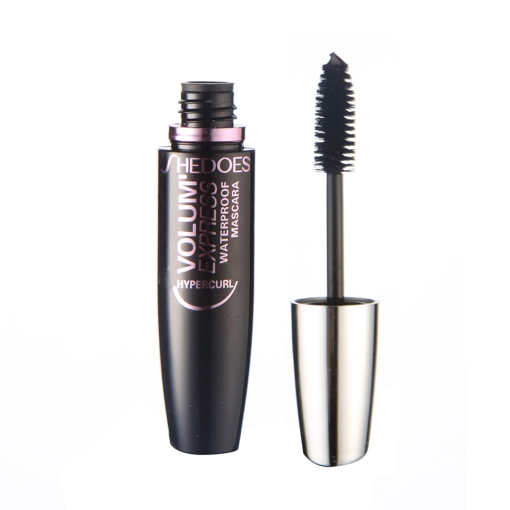 1pcs Long Lasting Waterproof Curling Lengthening Mascara Makeup Eyes Lash Extension Thick Black Mascaras Cosmetics