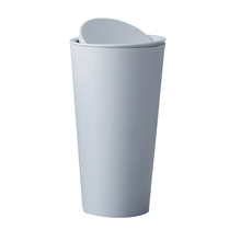Śmieci samochodowe śmieci trwałe Auto Auto śmieci kosz na śmieci przechowywanie odpadów samochodowych Mini Home Office Auto samochód kosz na śmieci tanie tanio Rolling typu pokrywy ROUND Car Trash Can 8cm*16 5cm Car Home Office