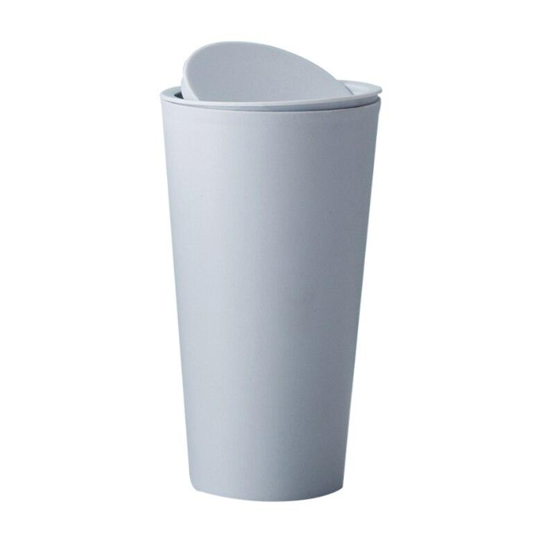 Coche de basura Durable Auto basura puede automotriz de almacenamiento de residuos Mini Oficina Auto vehículo basura