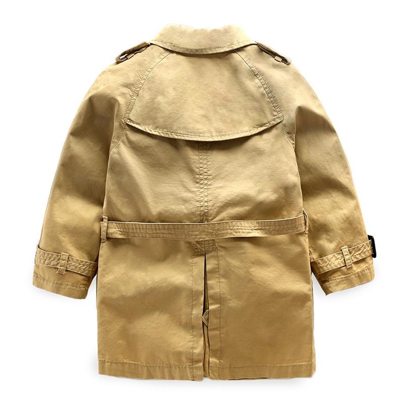 612bb5f6f Baby Boys Jacket Spring Coat jongens jassen veste fille enfants ...