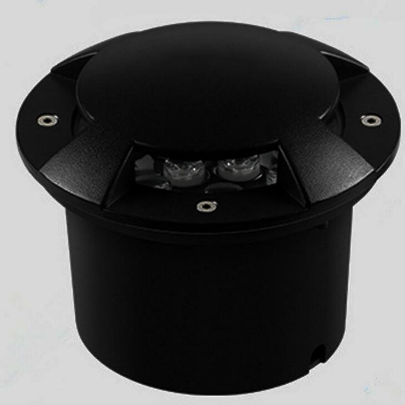 IP68 LED étanche lampes souterraines lampe enterrée Spot extérieur encastré éclairage au sol 12 W chemin chemin de jardin lampe