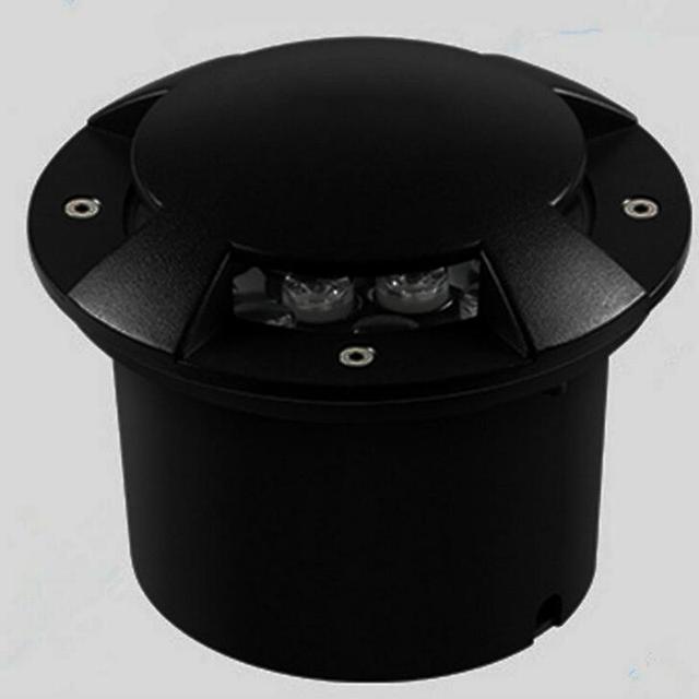 Delicieux IP68 LED étanche Lampes Souterraines Lampe Enterrée Spot Extérieur Encastré  éclairage Au Sol 12 W Chemin