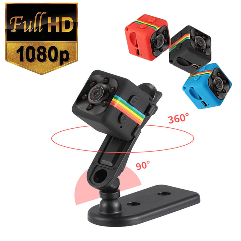 Drop shopping Mini Camera HD 1080P Camcorder Car DVR Infrared Video Recorder Sport Digital Camera Support TF Card DV Camera ...