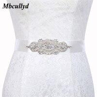 Rhinestone Wedding Belts Crystal Wedding Dress Sashes Wedding Accessories DIY Bride Bridal Belts Bridal Sashes Free Shipping
