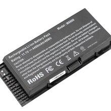 4400 мАч батарея FV993 PG6RC R7PND OTN1K5 для DELL Precision M4600 M4700 M4800 M6600 M6700 M6800