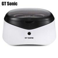 GT Sonic 0.6L Digital Ultrasonic Cleaner Manicure Sterilizer Cleaner Sterilizing Nail Tools Disinfection Machine Wash Bath Tank