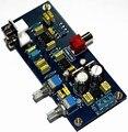 Yj NE5532 paso bajo placa tono de paso bajo crossover punto 35 - 150 Hz para amplificador dual AC12V-0-12V