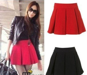 Aliexpress.com : Buy Vintage Look London Pleated High Waist Short ...