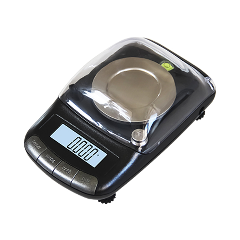 0.001gX20g Bilancia Digitale Di Precisione Scales Portatile Diamond Libra Germ Medicinal Pocket Digital Scale Weighing Balance jm t8 11 potente pezzi di precisione pinza ic parti di chip funzionamento di fissaggio della clip holder spedizione gratuita