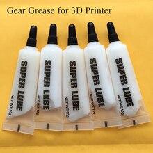 EasyThreed супер смазка зубчатая смазка для 3d принтера уменьшить шум хороший эффект смазки смазочное масло