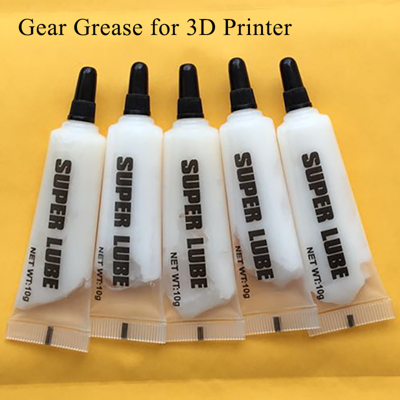 EasyThreed Super Lube Gear Grease For 3d Printer Reduce Noise Good Lubrication Effect Lubricating Oil