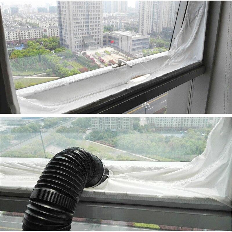 1 Stücke Universal Air Lock Fensterdichtung Tuch Für Mobilen ...