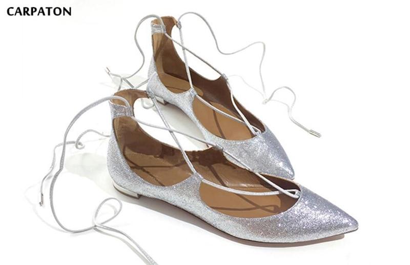 flock Sequin Faible Nouvelles Cloth Paillettes Solide Chaussures Pointu 2018 De Carpaton Conception Cloth Banquet Plat Mode Talons Femmes Bandages sequin Danse Cloth Bout Cheville sequin pU6Bnxq