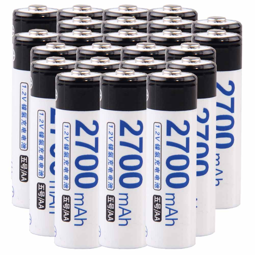 Lowest price 24 piece AA battery 1.2v batteries