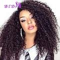Peruano Kinky Curly Virgem Cabelo Bundles Rainha Produtos de Cabelo Peruana Cabelo Encaracolado 4 Bundles Curly Weave Extensões de Cabelo Humano