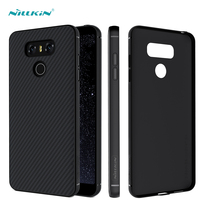 Nillkin Original Synthetic Fiber Phone Case Hard Back Cover For LG G6 5 7 Inch H870