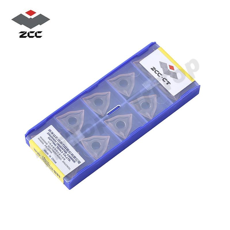 WNMG 080404 -EF YBG205 zcc.ct Tekinimo įdėklai wnmg080404 CNC - Staklės ir priedai - Nuotrauka 5