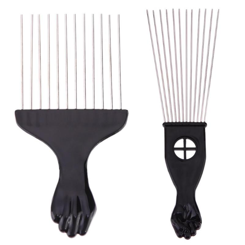 1 шт., профессиональная расческа для волос, с широкими зубцами