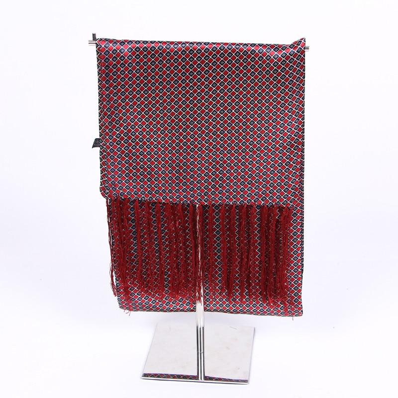 Hot DealsCouverture Long Scarf Bandana Cravat Silk Winter Fashion-Accessories Brand Male Autumn