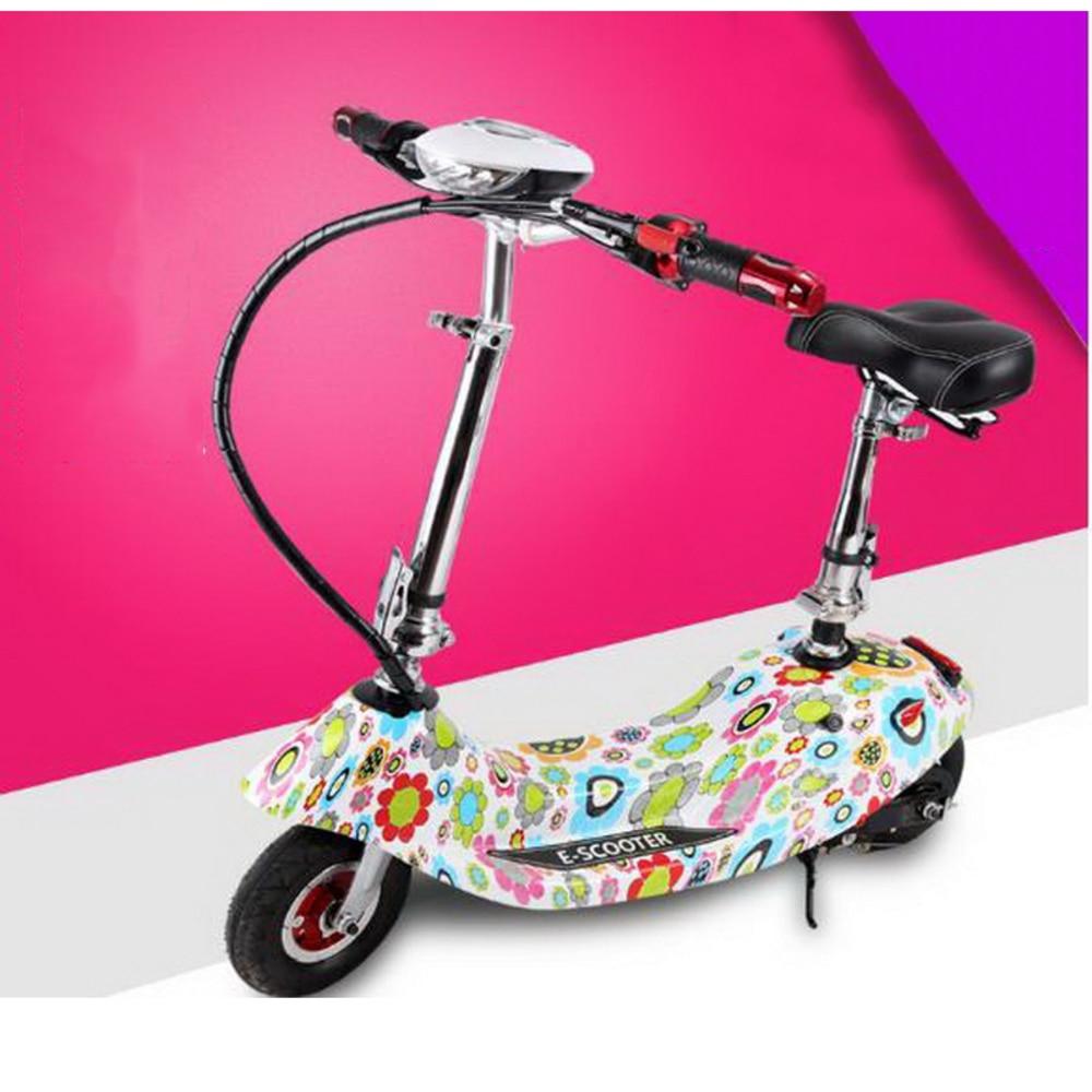 261006Folding Women Mini Electric Caradult Electric -2079