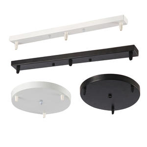 Base-Plate Lighting-Accessories Lamps-Chassis Chandeliers/pendant-Lamp Round/rectangular