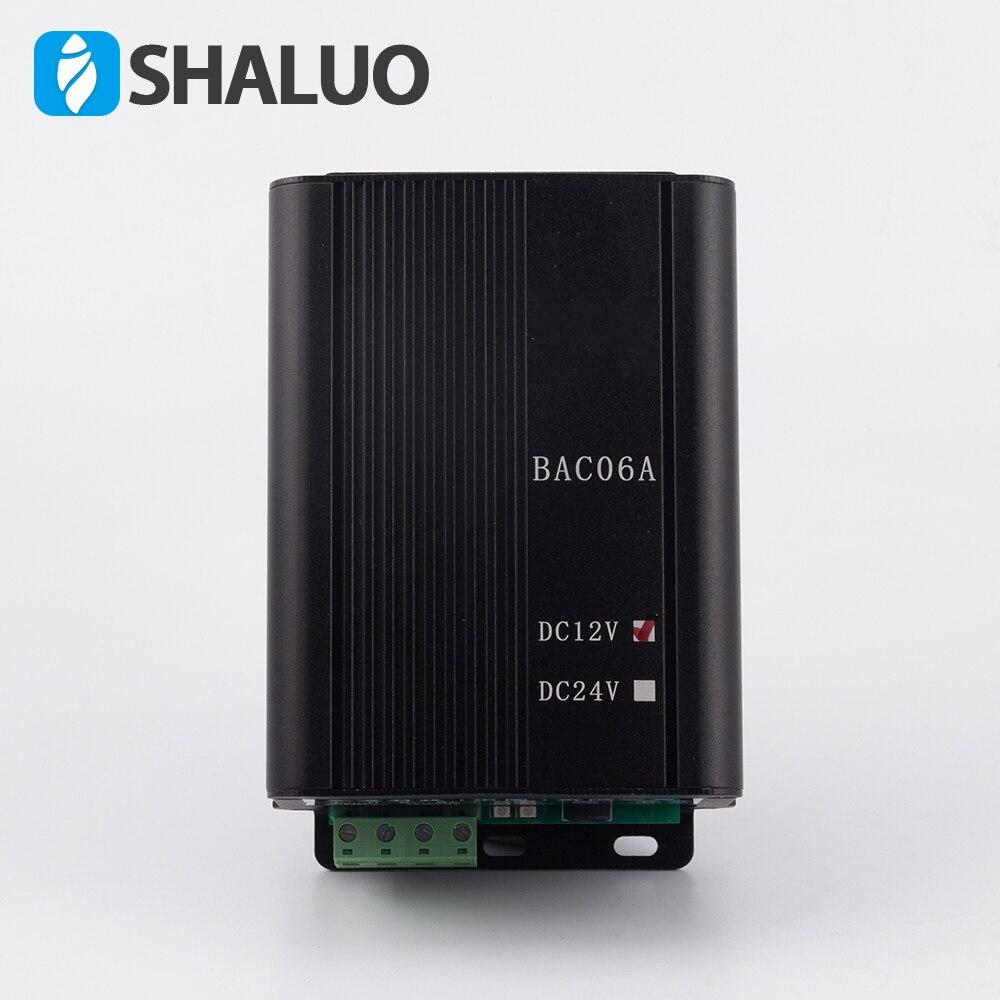 Высокое качество BAC06A 12 В 24 в генератор Авто умный батарея зарядное устройство Модуль Быстрый Питание Батарея Зарядное устройство схема диз...