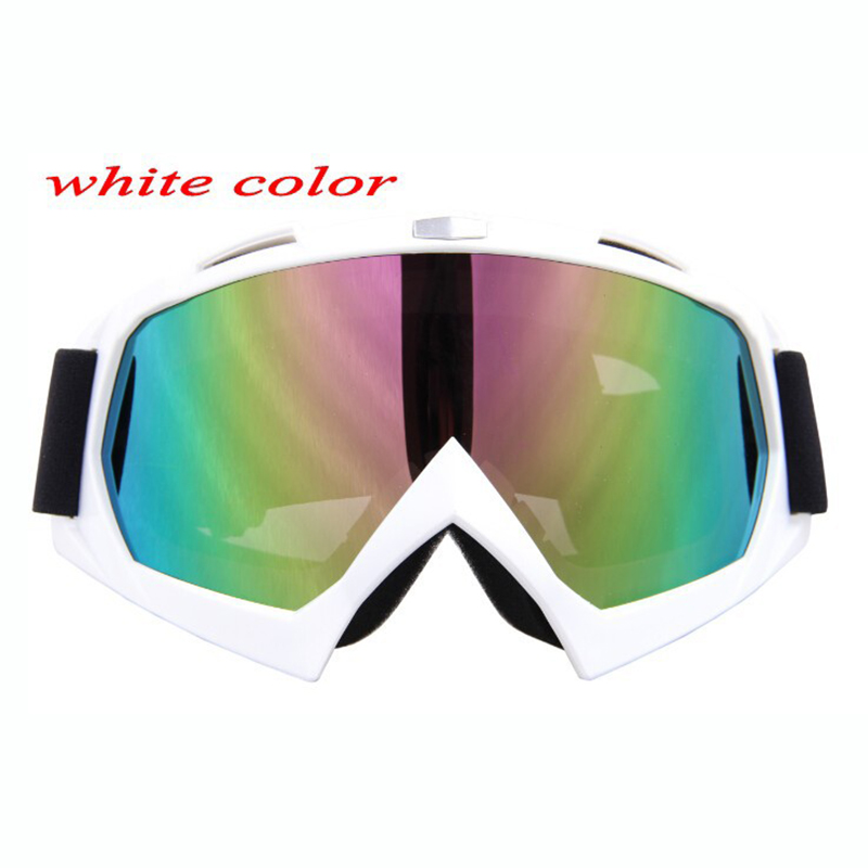 2016 NEW Ski Snowboard Snowmobile Motorcycle Goggles Off-Road Eyewear Colour Lens T815-7 blue image