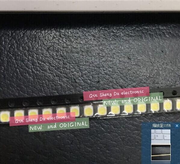 nFOR SAMSUNG LED Backlight TT321A 1 5W 3W 3V with zener 3228 2828 Cool white LCD