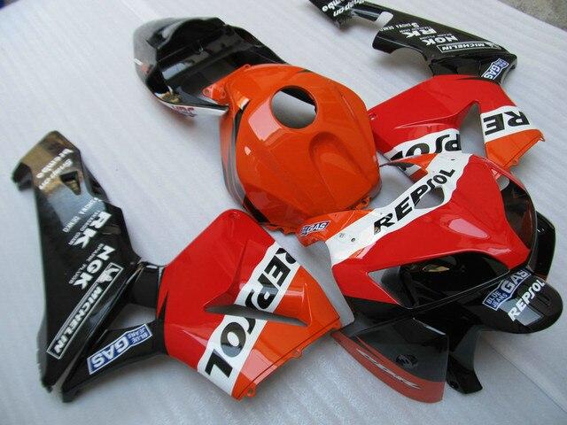 Motorcycle Fairing kit for HONDA CBR600RR F5 05 06 CBR 600RR 2005 ...
