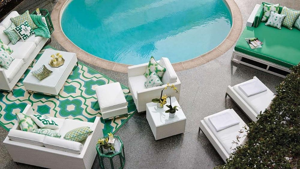 Jinhua Sigma Außen Weißen Rattan Wir Kaufen Gebrauchte Möbel In