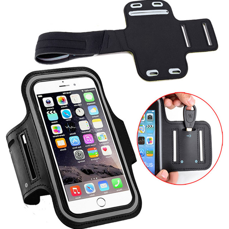 Outdoor Fitness Equipment Waterproof Sports Running Portable Armband Sports For Mobile Phones 4.7 5.5 Inch Iphone Xiaomi Samsung