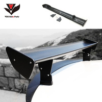 VOE Carbon Fiber GTS style Car styling Rear Wing Trunk Spoiler for BMW 1M M3 E90 E92 E93 E82 E87 E46 E60 F30 F10
