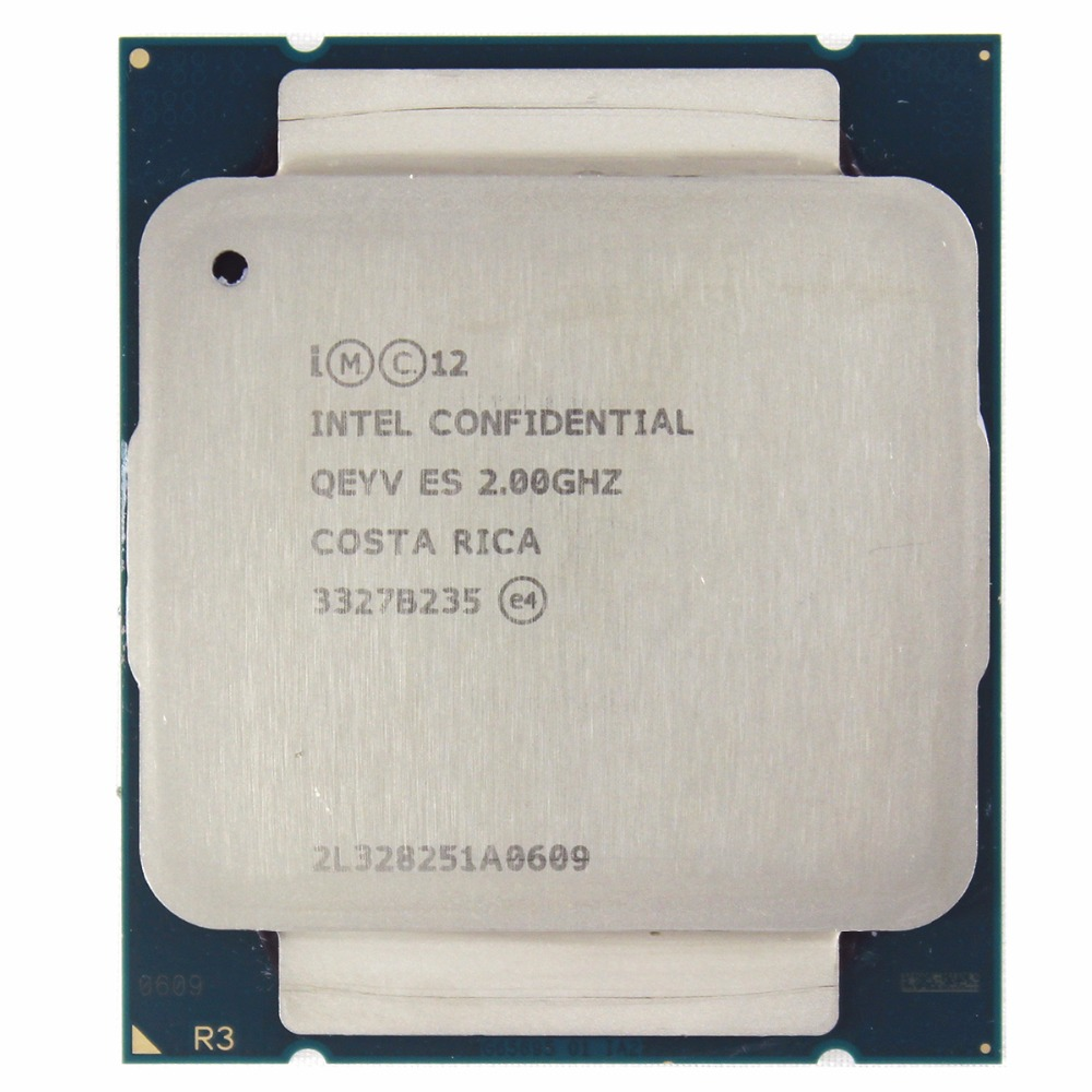 INTEL <font><b>XEON</b></font> Engineering Sample of E5-2609 V3 E5-2609 V3 E5 2609V3 <font><b>XEON</b></font> E5 2609 V3 QEYV SIX CORE 2.0 dose not display modle image