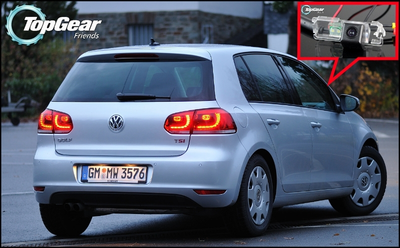 car camera for volkswagen vw golf4 golf 4 golf5 golf 5 golf6 golf 6 high quality rear view back. Black Bedroom Furniture Sets. Home Design Ideas