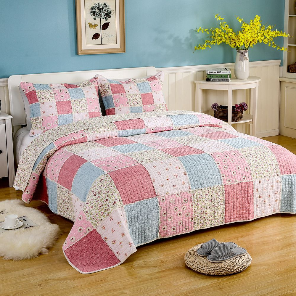 solid somerset walmart quilts com quilt bed ip home color