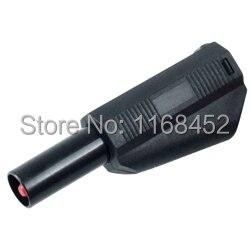 Image 3 - BP501 Safety 4mm shrouded stackable banana plug self assembly solder type CATII600V / 32A