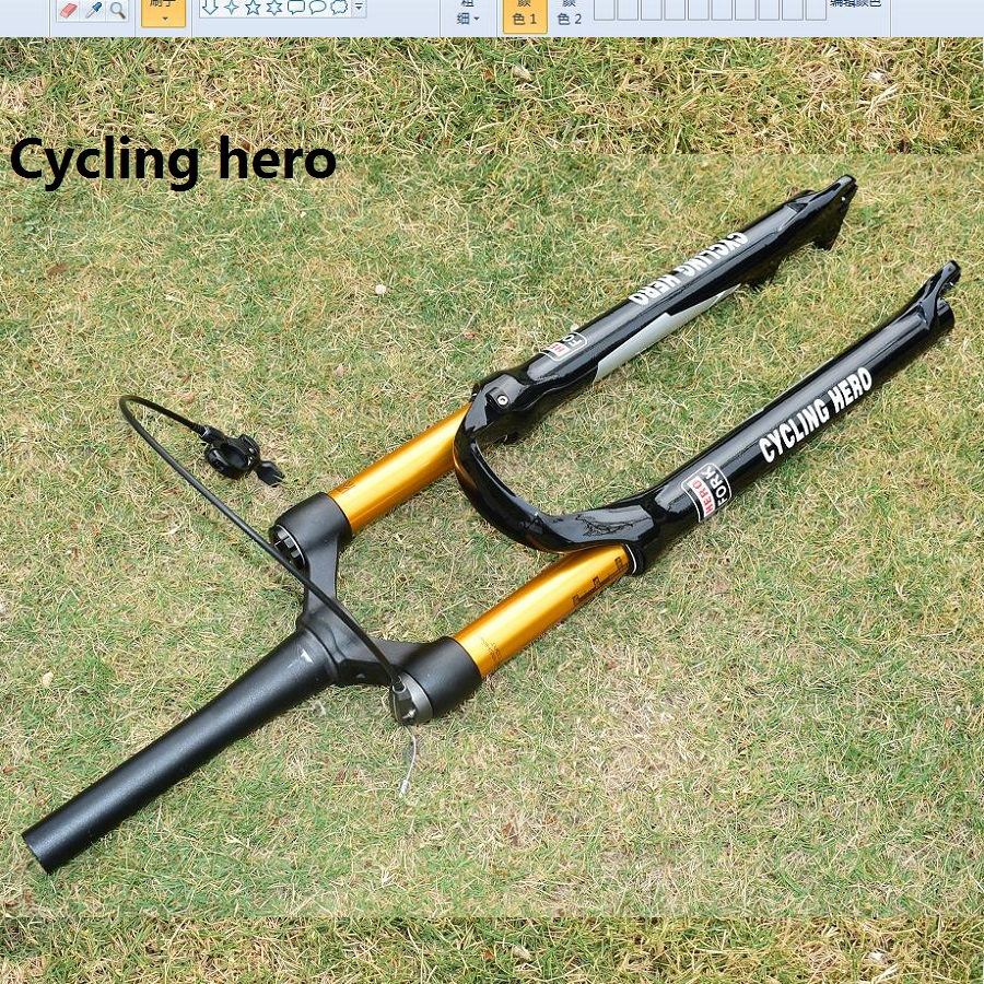 MTB воздуха ход Подвески 120 мм горный велосипед вилкой велосипед вилка производительность по SID EPIXON LTD Диаметр 32 мм 1800 г