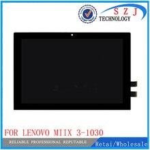 Neue 10,1 zoll fall Für Lenovo Miix 3-1030 miix 3 1030 Miix3 LCD Display Touch Panel Screen Digitizer Glass Assembly ersatz